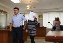 беременную обвиняют в покушении на убийство