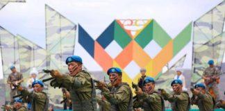 армейские международные игр-2018