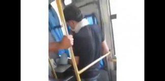 Пассажирка автобуса пожаловалась на 103 городской маршрут Шымкента