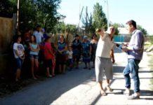 Жители Ленгера просят Президента вмешаться в ситуацию с водой в Толебийском районе