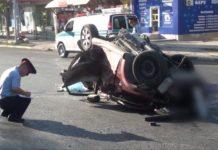 В Шымкенте в результате аварии погибли женщина и грудной ребенок