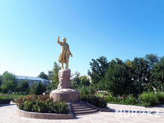 Парк Шамши Калдаякова