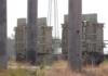 Строительство подстанции Бозарык