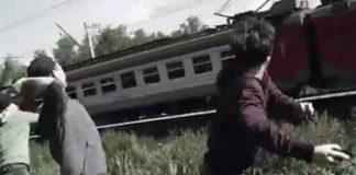 бьют стекла в поездах