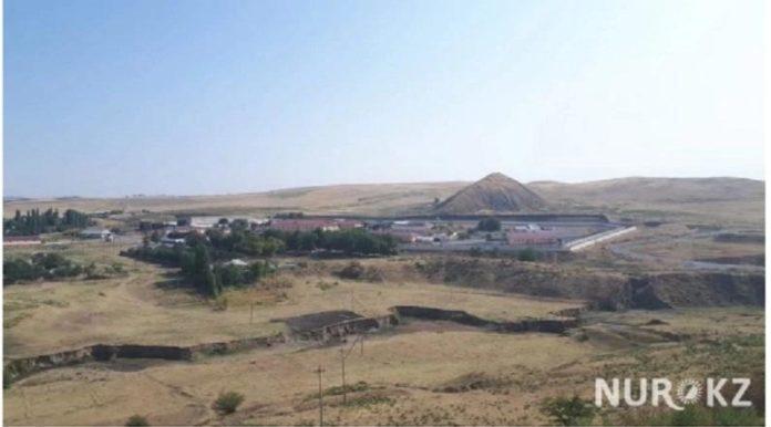 поселок Шахта-Тогус