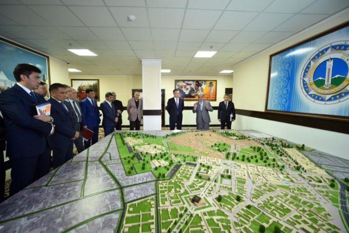 Шымкент и Туркестан: две разные темы