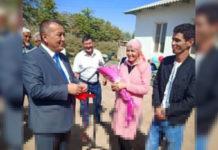 Родители тройни из Туркестанской области получили жилье