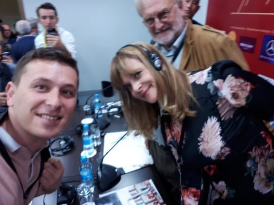 Селфи с Настасьей Кински
