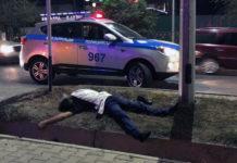 В Шымкенте по проспекту Байдибек би автомобиль насмерть сбил пешехода