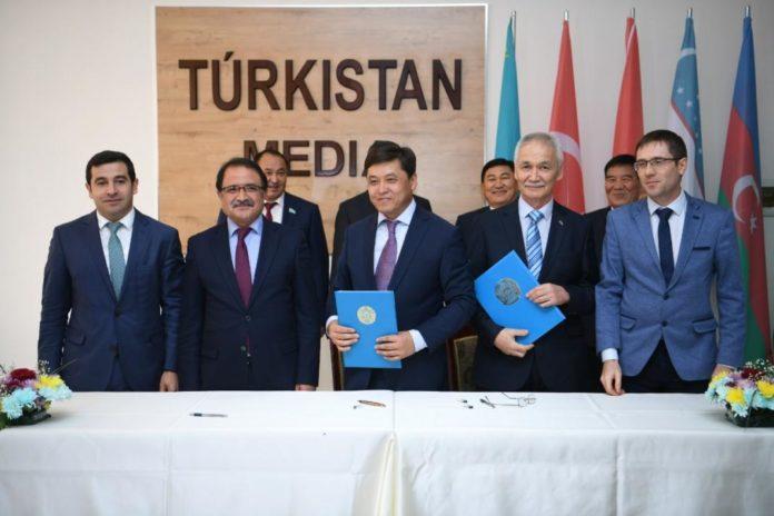Новости Туркестана будут транслироваться в тюркоязычных странах