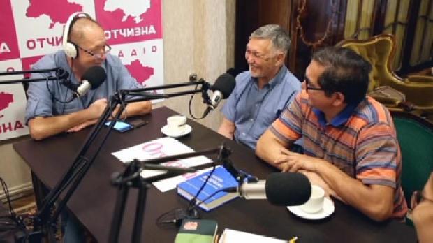 Радио-рубрику «Мой Казахстан» запустили в Украине