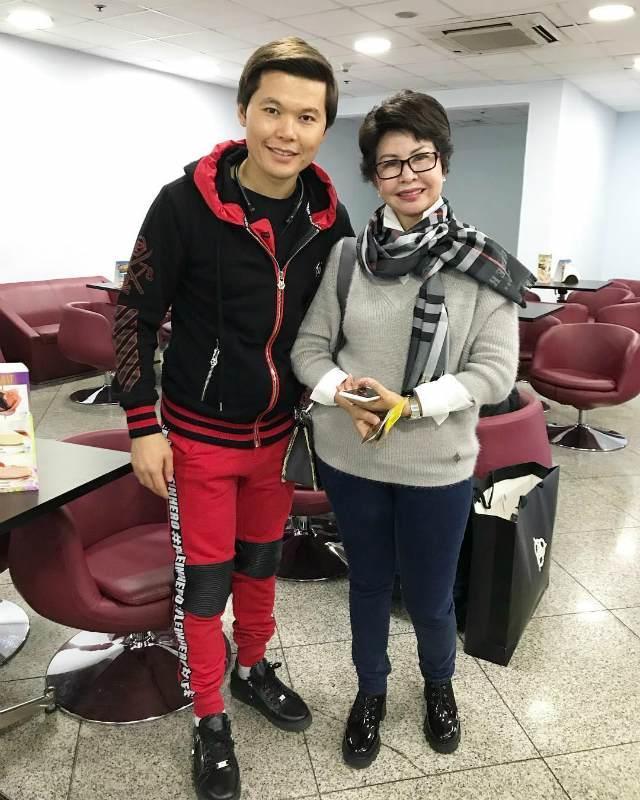 Ернар Айдар и Роза Рымбаева встретились после скандала