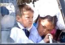 В Шымкенте школьники из микрорайона Достык приезжают в школу в слезах и с синяками