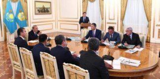 Назарбаев дал поручения по развитию Туркестана