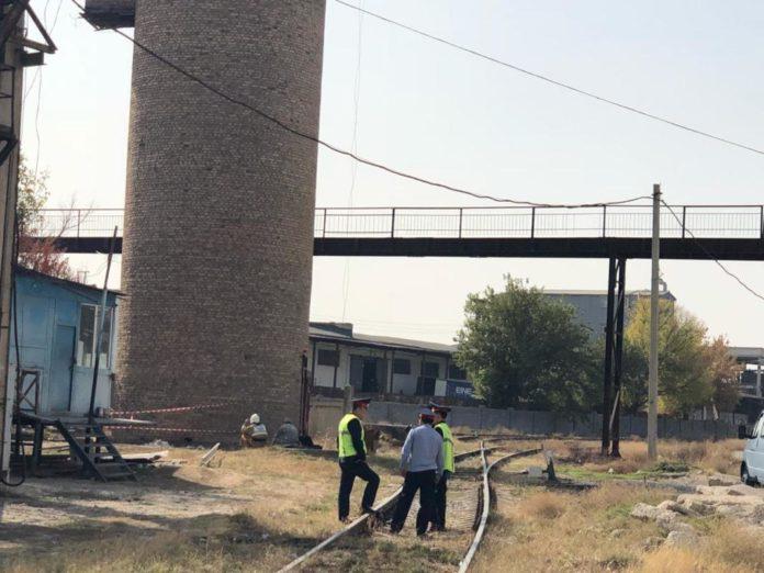 Найденные в промзоне Шымкента снаряды оказались учебными
