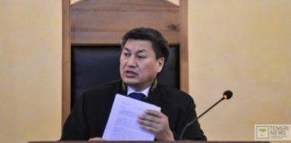 Председатель суда Шымкента