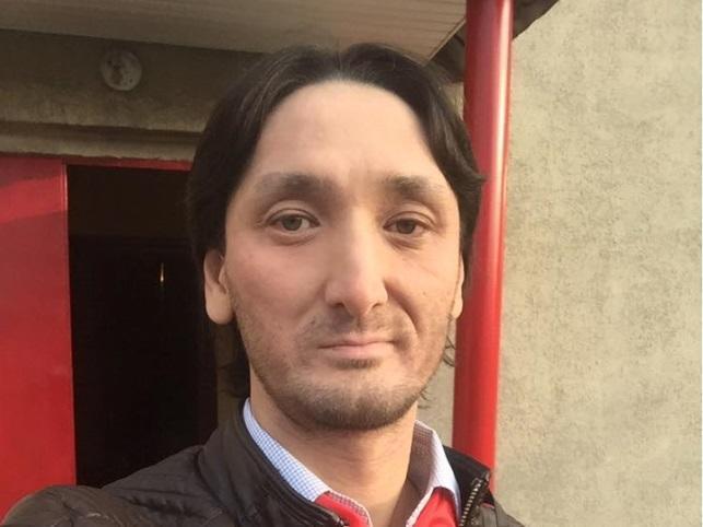 Алматинский юрист Дос Ильяшев