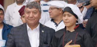 13-летний подросток стал лучшим на фестивале плова в Шымкенте