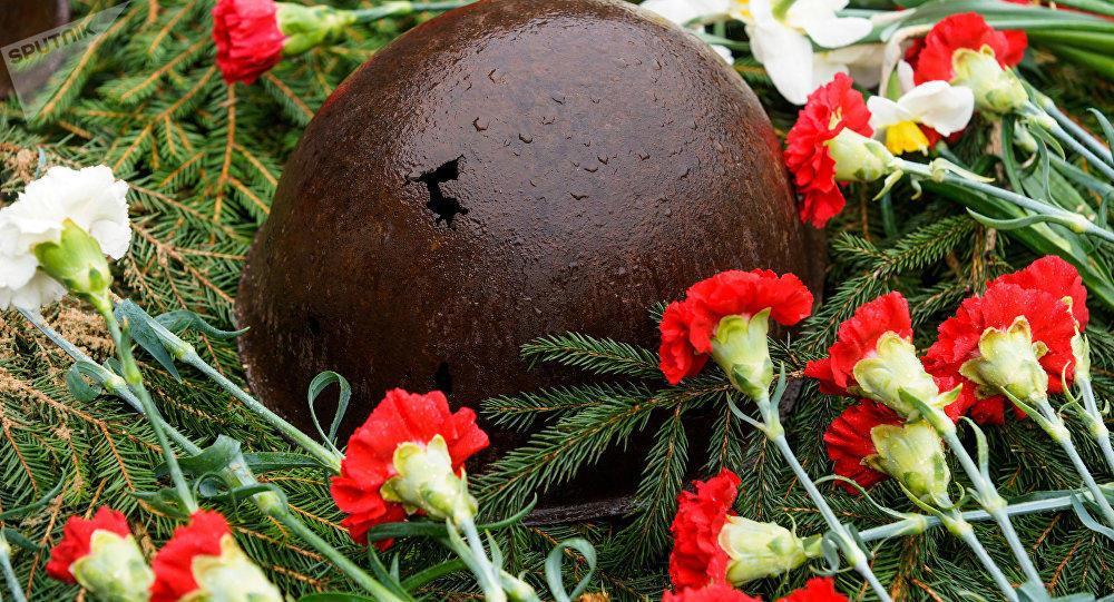 На кладбище в Москве захоронены солдаты из Туркестанской области, погибшие во время ВОВ