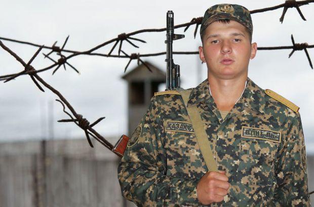 Солдат Нацгвардии предотвратил побег заключенного в Шымкенте