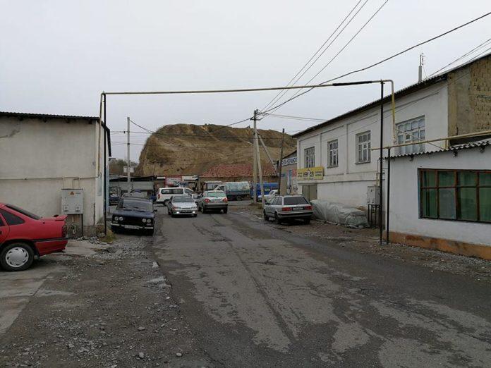 городище Шымкент
