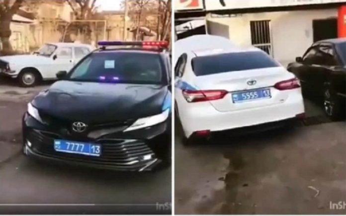 Полицейские объяснили, что дорогие машины и