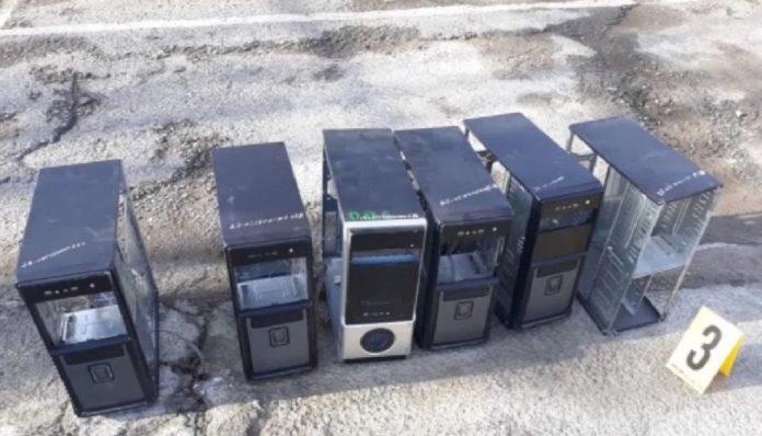 Подробности задержания серийных грабителей компьютерной техники