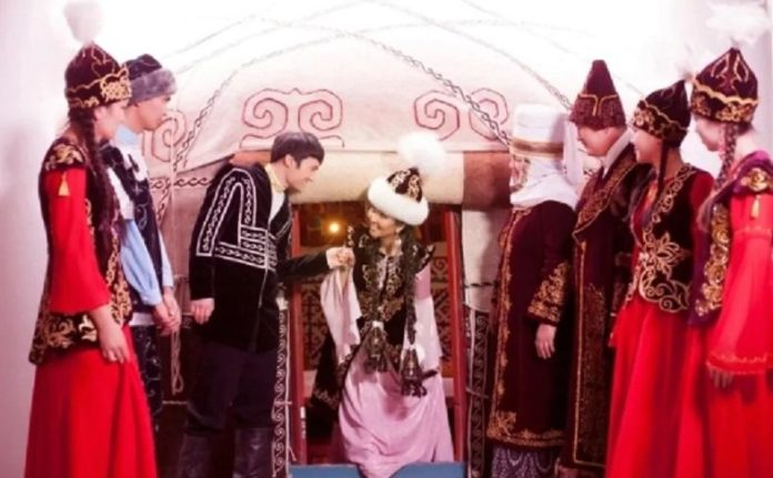 казахские обычаи
