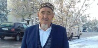 казахстанец, который не чувствует холода