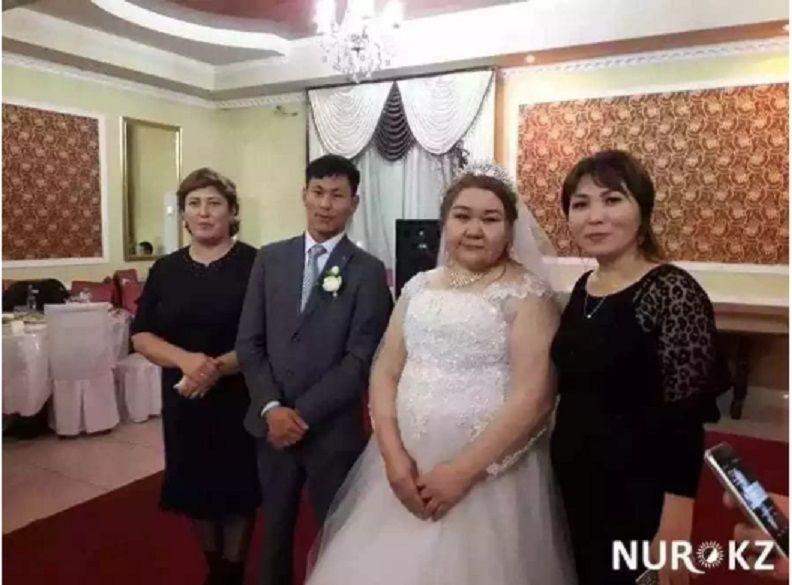 невеста старше жениха