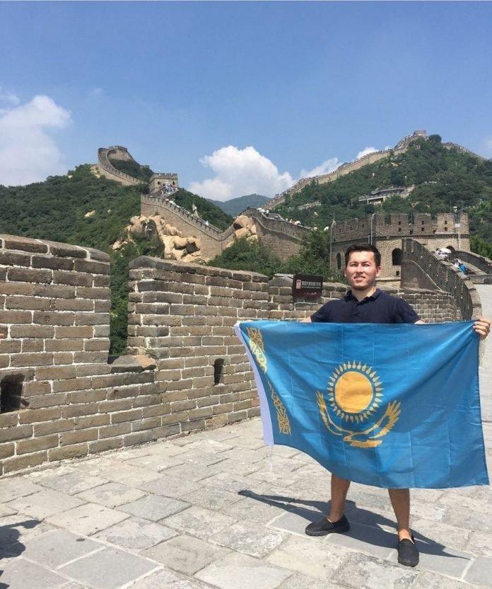 студент в Китае