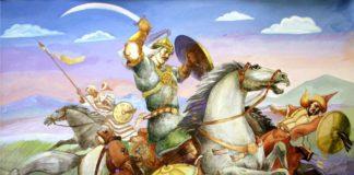 эпос Алпамыс батыр