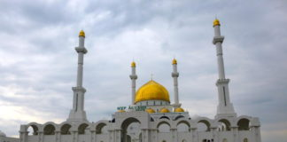 мечеть «Нур-Астана»