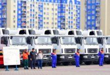 Коммунальные службы Шымкента готовы к зиме
