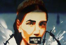 Молодежь Шымкента свои мысли выражает картинами