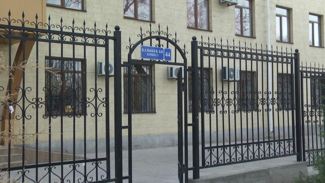 Акимат Абайского района Шымкента в который раз переехал