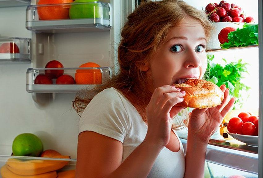 Картинка девушки, смешные картинки не ешь после