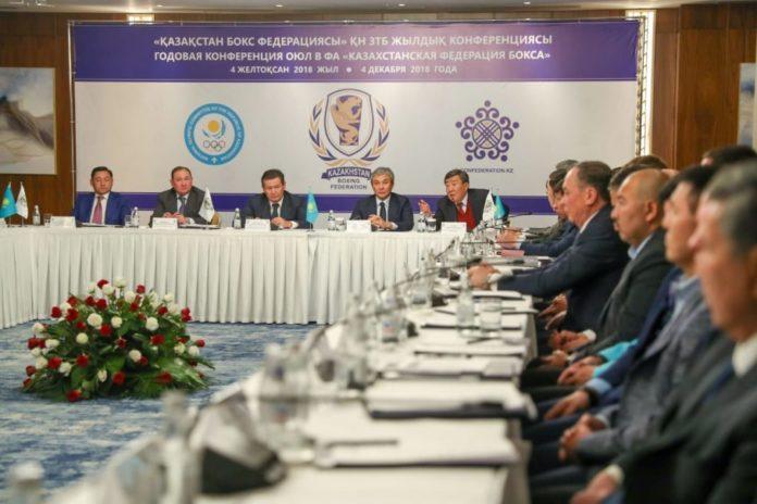 Казахстанская федерация бокса будет бороться за участие боксёров в Олимпиаде