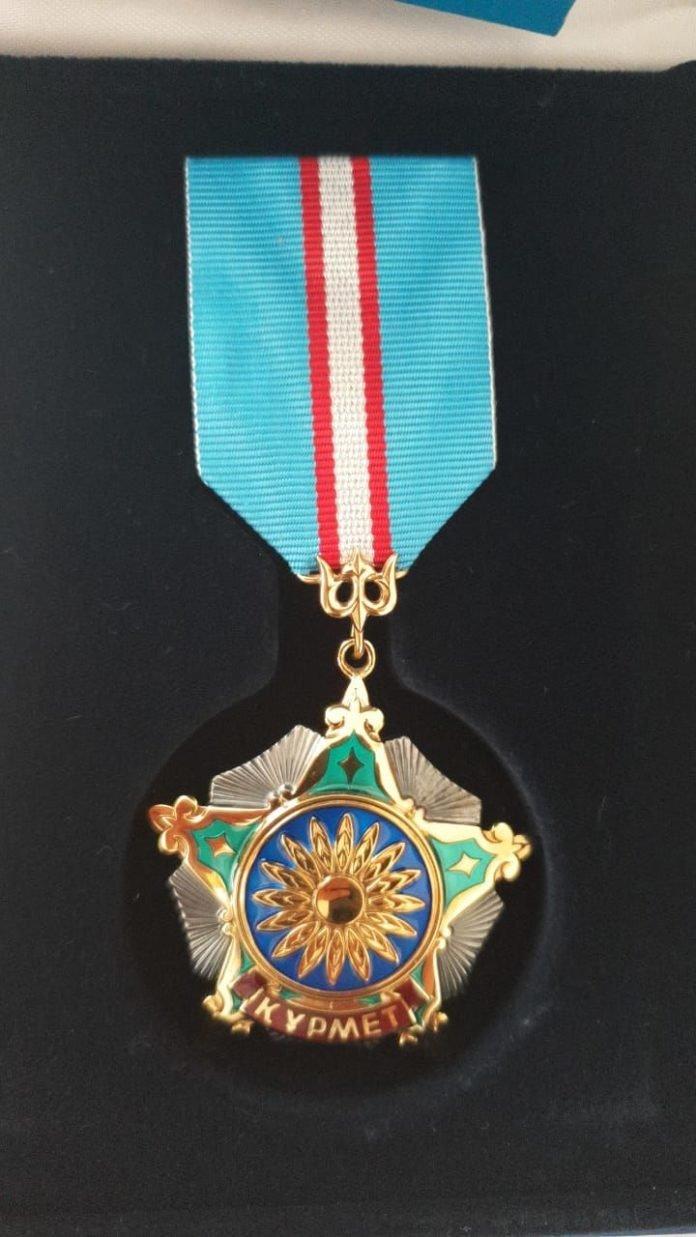 орден «Курмет»
