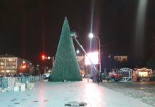 Шымкентцам представят новогоднюю красавицу