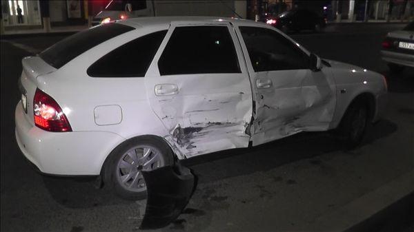 В Шымкенте пешеход попал под колеса легковушки