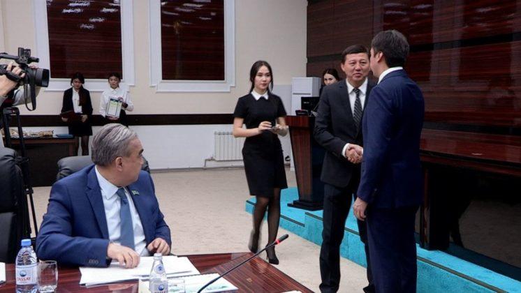 Совет Ассамблеи народа Казахстана Шымкента подвел итоги года