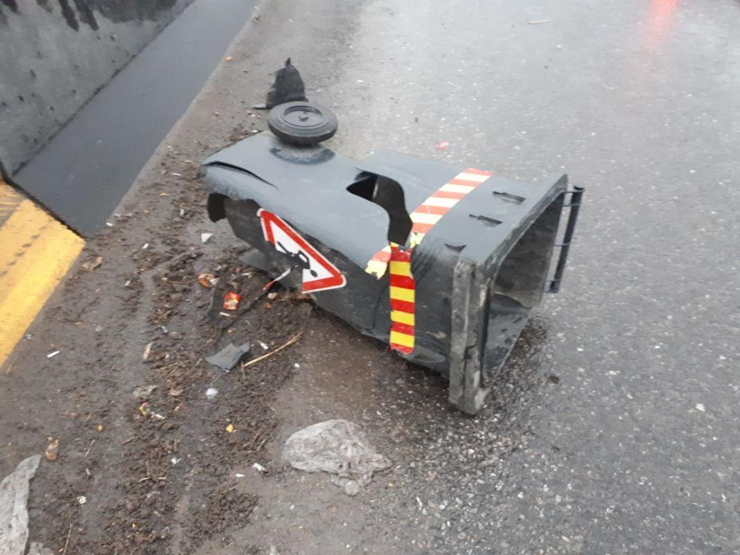Уборщица улиц погибла под колесами автобуса в Шымкенте