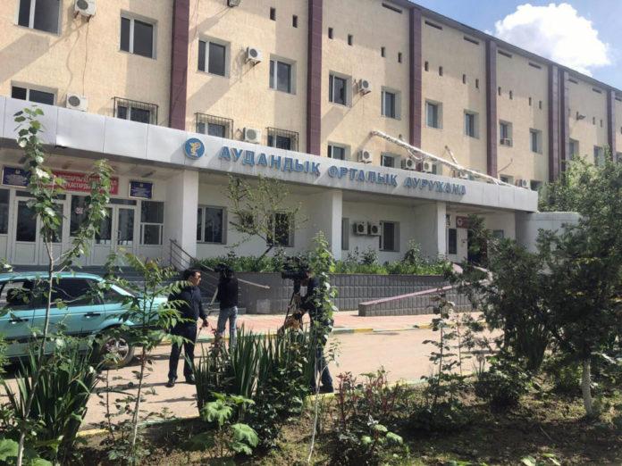 Районная больница Жетысая