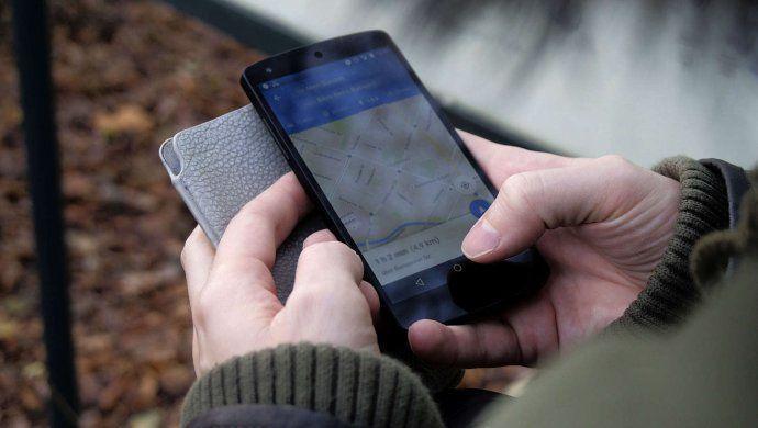 телефон, навигация