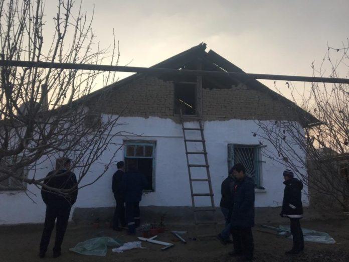 В Туркестанской области от отравления угарным газом погибла семья
