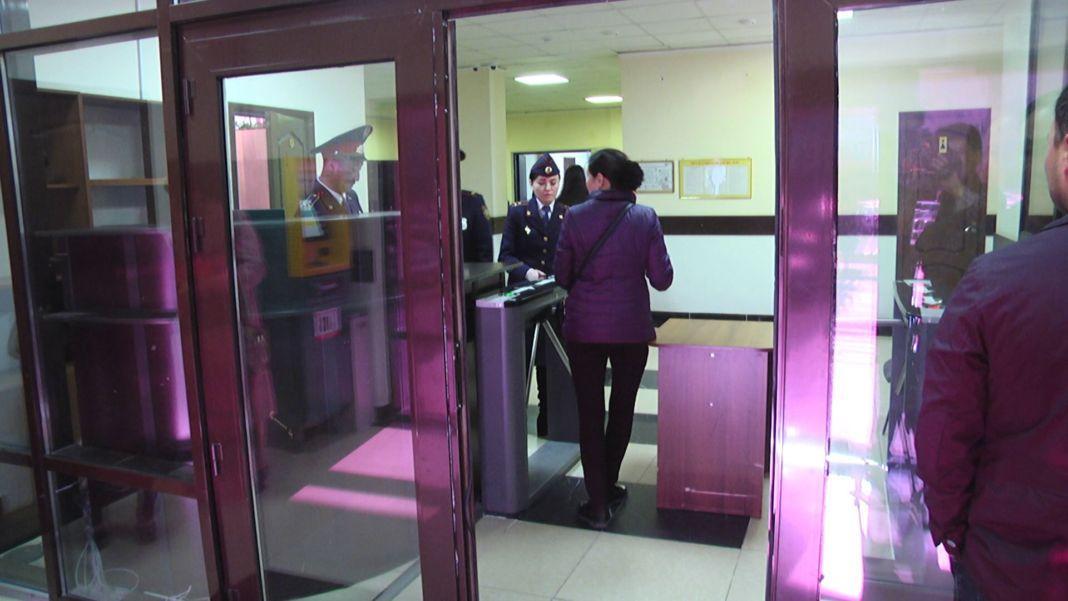 Акимат Шымкента: выход в открытое офисное пространство
