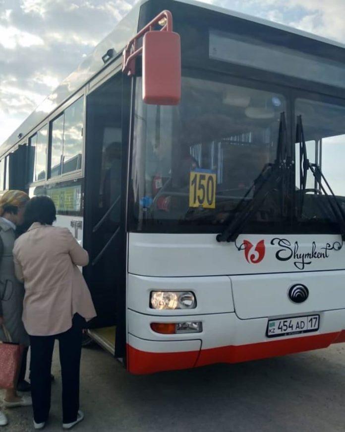 автобус №150