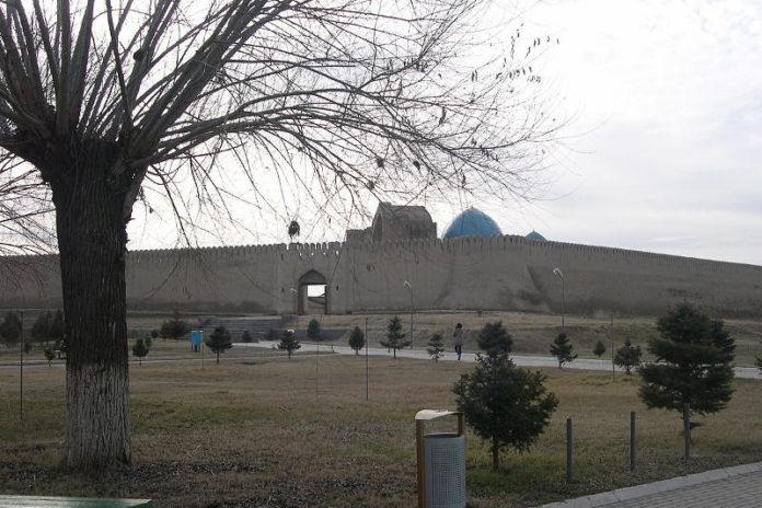 заповедник-музей «Азрет Султан»