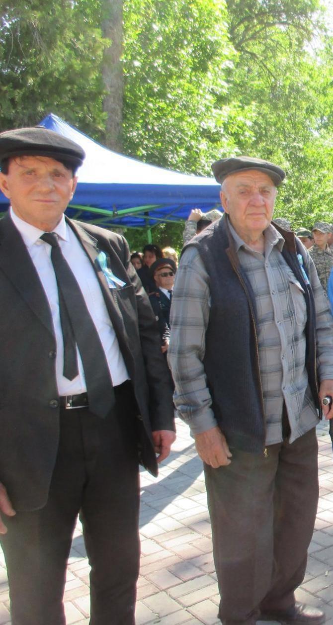 70 лет депортации греков в Казахстан